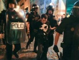 En libertad con cargos los 14 detenidos el 19J