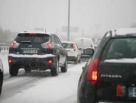 Rivas extrema las precauciones ante posibles nevadas este lunes