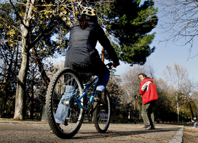 De Madrid a Lisboa en mountain bike