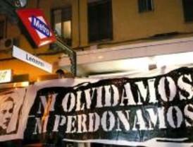 La madre de Palomino pide la dimisión de Mestre por autorizar protestas ultras