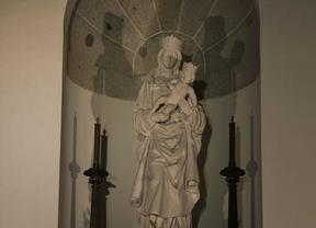 La Virgen de la Almudena vuelve a 'casa'