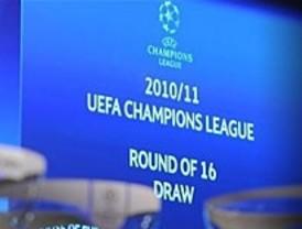 Real Madrid-Lyon en octavos de la Champions