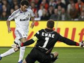 El Madrid sucumbe ante el Hannover