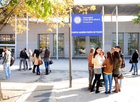 Universidad Carlos III en Puerta de Toledo