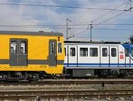 Metro venderá 18 trenes al suburbano de Buenos Aires