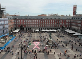 Madrid conmemora el día mundial contra el cáncer
