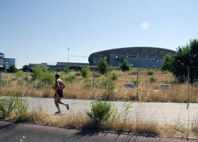 El Atlético paga en entradas 6,1 millones de euros del precio de la parcela de La Peineta