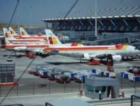 Barajas reducirá sus operaciones de vuelo en un 6,2%