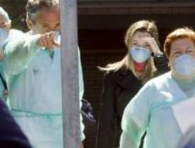 Once posibles casos de gripe porcina en Madrid