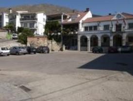 El centro histórico de Valdemanco estrena pavimento y punto limpio
