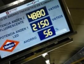 Metro de Madrid va a implantar tecnología LED en todas las estaciones de la red