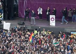 """Pablo Iglesias dice que Podemos ganará al PP: """"Hacen falta más Quijotes"""""""