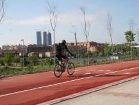Madrid inicia los trámites de 56 kilómetros de carril bici
