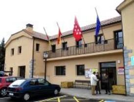 El Ayuntamiento de Lozoya ya está libre de humedades