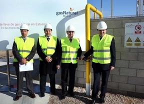 Inaugurada una plan salélite de Gas Natural Licuado en Estremera