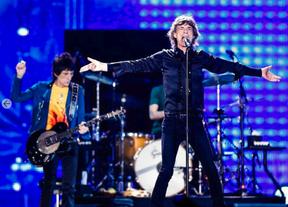 Los Rolling Stones conquistan Madrid