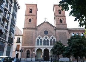Madrid festeja a la Virgen de la Paloma