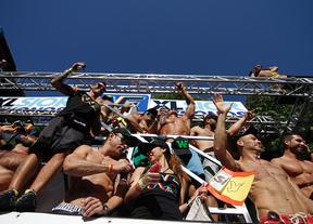 El desfile del Orgullo discurrirá por el Paseo del Prado