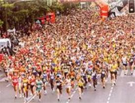Nos vamos de maratón