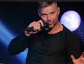 15.000 personas bailan al son de Ricky Martin