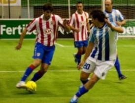 El Atlético-Real Madrid del Fútbol Indoor se disputa este viernes en Tres Cantos
