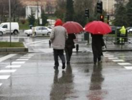Madrid, en alerta por lluvia y tormentas