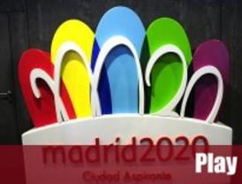 Madrid 2020 ya tiene logotipo oficial