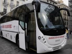 Los madrileños hicieron 80.000 donaciones de sangre en los cinco primeros meses de 2011