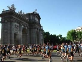 Cortes de tráfico por 'Madrid corre por Madrid'