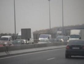 La niebla condiciona el tráfico
