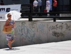 Alerta naranja en Madrid por las altas temperaturas