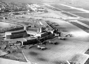 La Terminal 2 del aeropuerto cumple 50 años