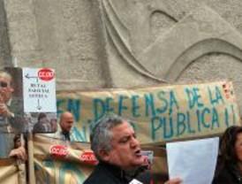 Los sindicatos convocan manifestaciones contra la