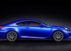 Lexus RC F, máximo potencial nipón