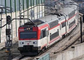 Adif mejora la infraestructura ferroviaria entre Móstoles y Móstoles-El Soto