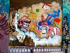 Multas de hasta 6.000 euros a los grafiteros