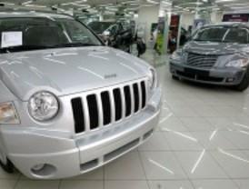 La ventas de coches crecen un 97,4% en Madrid