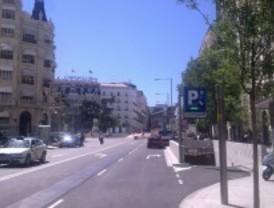 Reabren la plaza de las Cortes