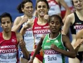 Nuria Fernández rozó la medalla en Berlín