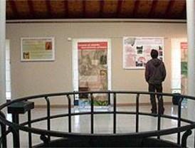 Una exposición en La Cabrera muestra lugares literarios de la Sierra Norte