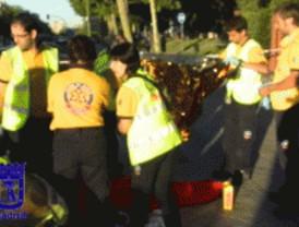 Muere una mujer de 70 años atropellada en Vicálvaro