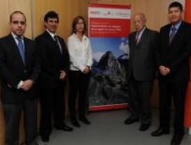 La Cámara presenta a los empresarios oportunidades en Perú