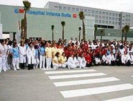 Más de un millón de madrileños serán atendidos en los seis nuevos hospitales