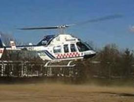 Los municipios del noroeste cuentan ya con un helicóptero de las BESCAM
