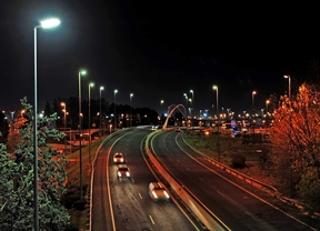 Madrid debería reducir su contaminación lumínica como París