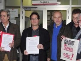 Los sindicatos presentan la convocatoria de huelga