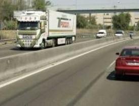 Dos muertos y dos heridos leves en accidentes de carretera este jueves