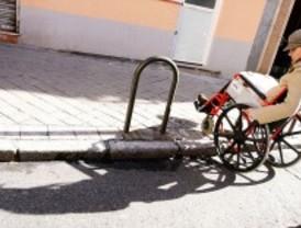Los discapacitados piden más que promesas