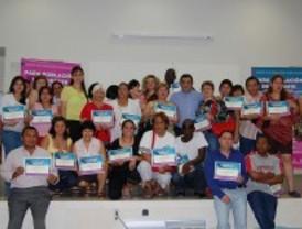 Cursos de formación para los inmigrantes de Alcalá