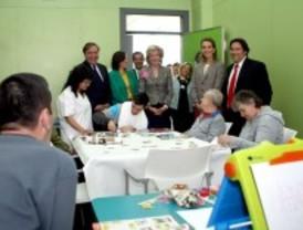 Nuevo centro para discapacitados en Getafe